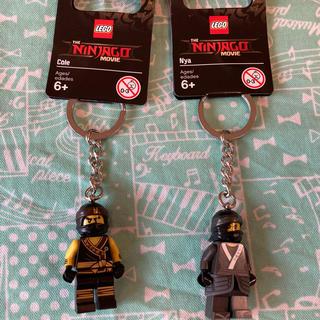 レゴ(Lego)のレゴ ニンジャゴー ムービー キーホルダー コールとニャー2個セット(キーホルダー)