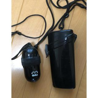 ガル(GULL)の防水ケース メガネケース マリンカプセル 2個セット(マリン/スイミング)