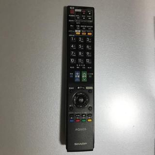 アクオス(AQUOS)のSHARP テレビリモコン(その他)