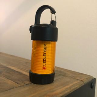 レッドレンザー(LEDLENSER)のレッドレンザー LEDLENSER  ML4 WARM アンバーグローブ付(ライト/ランタン)