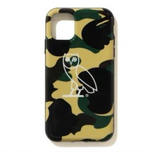 アベイシングエイプ(A BATHING APE)のBAPE X OVO 1ST CAMO iPhone 11 Pro Case (iPhoneケース)