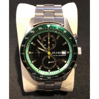 ビームス(BEAMS)のBEAMS ウォッチ クロノグラフ(シチズン製)(腕時計(アナログ))