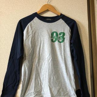 ラブラドールリトリーバー(Labrador Retriever)のレディース  シャツ 長袖 S  Tシャツ ロングシャツ 部屋着(Tシャツ(長袖/七分))