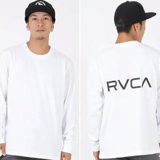 ルーカ(RVCA)のSサイズ RVCA ルーカ ルカ ロンT パーカー スウェット 長袖Tシャツ (Tシャツ/カットソー(七分/長袖))