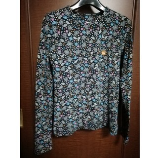 ラフ(rough)のrough ドクロ長袖Tシャツ(Tシャツ(長袖/七分))