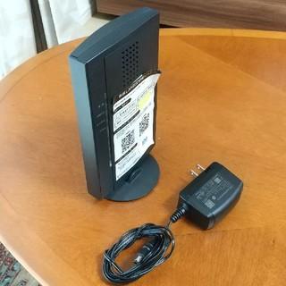 アイオーデータ(IODATA)の高速無線LANルータ 5GHz:867Mbps  WN-AC1167GR(PC周辺機器)