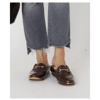 ドゥーズィエムクラス(DEUXIEME CLASSE)のDeuxiemeClasse カミナンド BIT SLIP ON   39(ローファー/革靴)