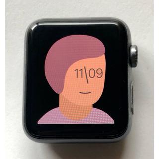 アップルウォッチ(Apple Watch)のApple Watch Series3 セルラー 16GB 42mm(腕時計(デジタル))