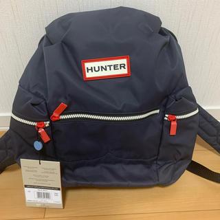 ハンター(HUNTER)のHUNTER ハンター リュック バッグ 撥水加工 雨 レインバッグ 新品未使用(リュック/バックパック)