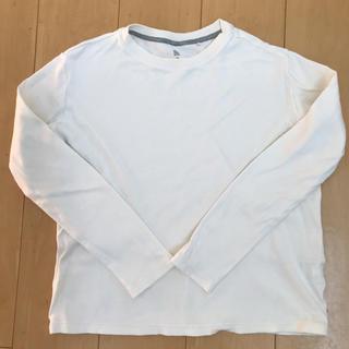 ユニクロ(UNIQLO)のユニクロ ソフトタッチクルーネックT 長袖(Tシャツ/カットソー)