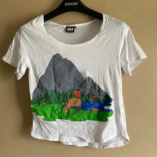 ヘリーハンセン(HELLY HANSEN)の半袖Tシャツ(Tシャツ(半袖/袖なし))