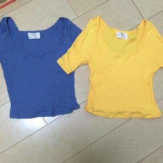 ウンナナクール(une nana cool)のune nana cool インナー(Tシャツ(半袖/袖なし))
