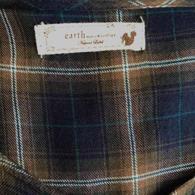 earth music & ecology(アースミュージックアンドエコロジー)のearth music & ecology チュニック レディースのトップス(チュニック)の商品写真