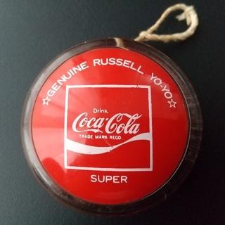 コカコーラ(コカ・コーラ)のコカ・コーラ ラッセル ヨーヨー 1976年(ヨーヨー)