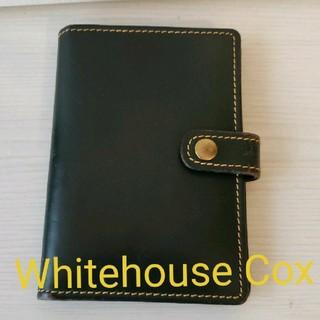 ホワイトハウスコックス(WHITEHOUSE COX)のWhitehouse Cox  カードケース 名刺入れ(名刺入れ/定期入れ)