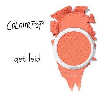 colourpop - colourpop🧁get leid