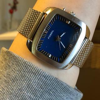 FOSSIL - フォッシル腕時計 稼働中 美品