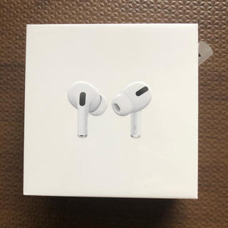 Apple AirPods Pro MWP22J/A(ヘッドフォン/イヤフォン)