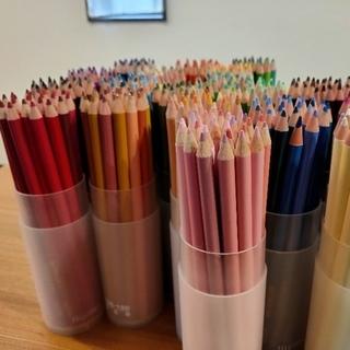 FELISSIMO - 中古 フェリシモ 500色 色鉛筆 送料無料