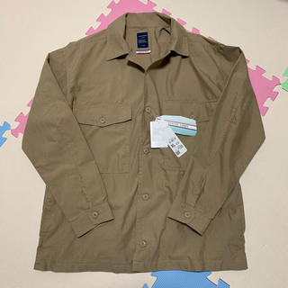 バックナンバー(BACK NUMBER)のリネン シャツ ジャケット(シャツ)