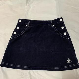 ルコックスポルティフ(le coq sportif)のルコック ゴルフ スカート(ウエア)