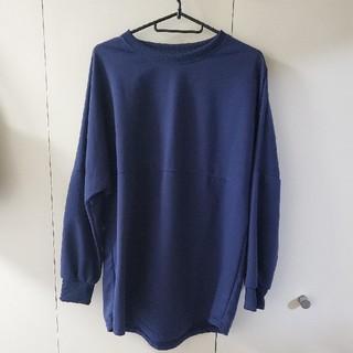 ロングティーシャツ(Tシャツ(長袖/七分))