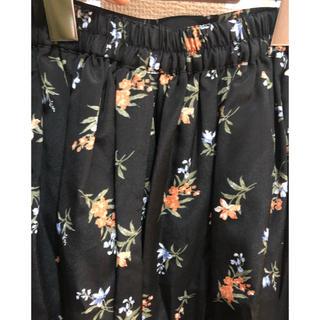 エヘカソポ(ehka sopo)の小花柄スカート 綺麗な状態 ロングスカート エヘカソポ(ひざ丈スカート)