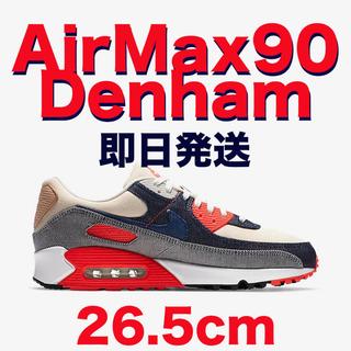 ナイキ(NIKE)の新品未使用 Air Max 90 DENHAM デンハム  26.5cm(スニーカー)