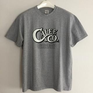 キャリー(CALEE)の定価7700円!19ss Calee キャリー 半袖Tシャツ L(Tシャツ/カットソー(半袖/袖なし))