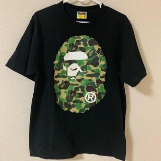 アベイシングエイプ(A BATHING APE)のA BATHING APE Tシャツ Mサイズ(Tシャツ/カットソー(半袖/袖なし))