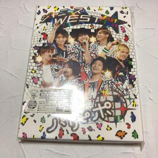 ジャニーズWEST - ジャニーズWEST パリピポ(初回盤) DVD
