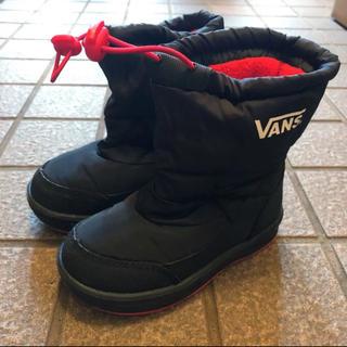 ヴァンズ(VANS)のVANS   バンズ スノーブーツ 長靴 16センチ(ブーツ)
