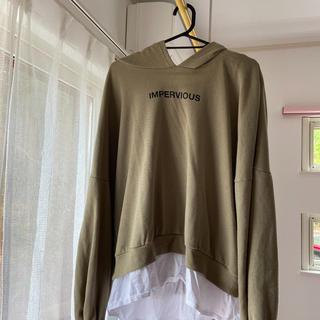 アナップ(ANAP)のANAP トップス(Tシャツ(長袖/七分))