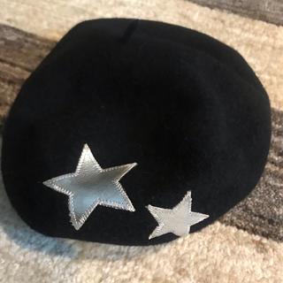 ミルク(MILK)のMILK ベレー帽(ハンチング/ベレー帽)