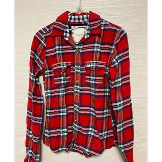 ギリーヒックス(Gilly Hicks)のギリーヒックス チェックシャツ(シャツ/ブラウス(長袖/七分))