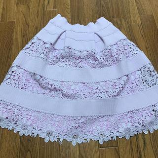 ミーア(MIIA)の【MIIA】スカート(ひざ丈スカート)