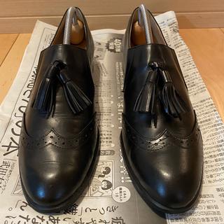 オデットエオディール(Odette e Odile)のOdette e Odile タッセルフラットシューズ 本革 24.5(ローファー/革靴)