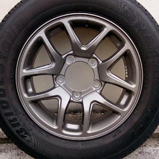 スズキ(スズキ)のジムニーJB64 純正ホイール タイヤセット 1本 ②(タイヤ・ホイールセット)