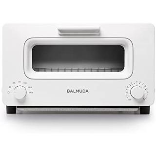 バルミューダ(BALMUDA)の【erk様専用】バルミューダ スチームオーブントースター  K01E-WS(調理機器)