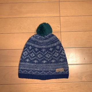 モンベル(mont bell)のモンベル 子供用 ニットキャップ(帽子)