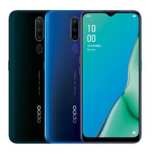 ラクテン(Rakuten)の【新品未開封】 OPPO  A5  2020 64GB ブルー オッポ(スマートフォン本体)