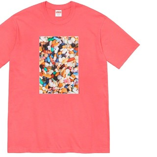 シュプリーム(Supreme)のSupreme Pills Tee XLサイズ FW20 Week7 XLarg(Tシャツ/カットソー(半袖/袖なし))