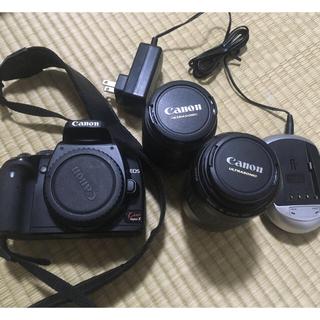 キヤノン(Canon)のCanon デジタル一眼レフカメラ kiss Digital X(デジタル一眼)
