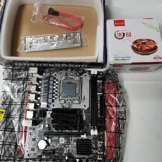1366 マザーボード 長期保存品(オフィス/パソコンデスク)