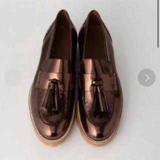 ユナイテッドアローズ(UNITED ARROWS)の新品未使用 ペルティーニ Pertini タッセルタンクローファー(ローファー/革靴)