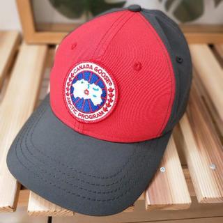 カナダグース(CANADA GOOSE)のカナダグース  キャップ 正規品 帽子 週末限定値下げ(キャップ)