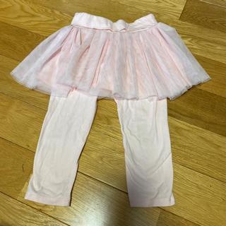 ベビーギャップ(babyGAP)のGAPスカートつきスパッツ 90センチ(スカート)