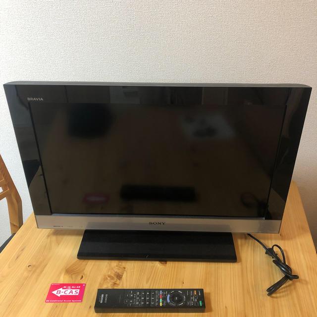 SONY(ソニー)のテレビ スマホ/家電/カメラのテレビ/映像機器(テレビ)の商品写真