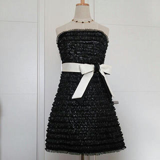 スウィングル(Swingle)の4万新品同様☆スウィングル ワンピース ドレス(ひざ丈ワンピース)
