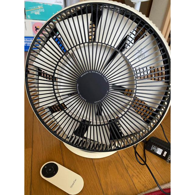 BALMUDA(バルミューダ)のBALMUDA サーキュレーター グリーンファン/限定値下げ❣️ スマホ/家電/カメラの冷暖房/空調(サーキュレーター)の商品写真